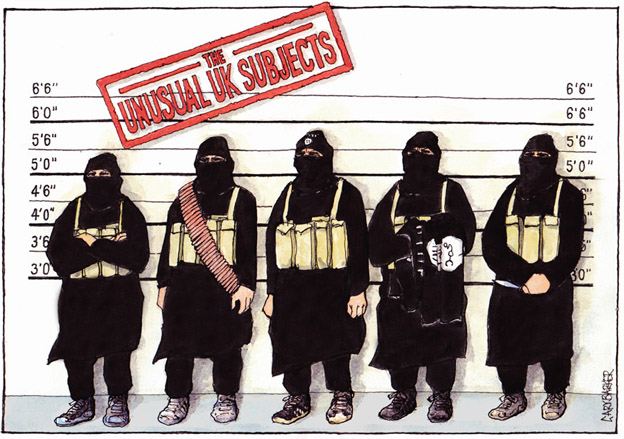 Image result for UK ISIS PR CARTOON
