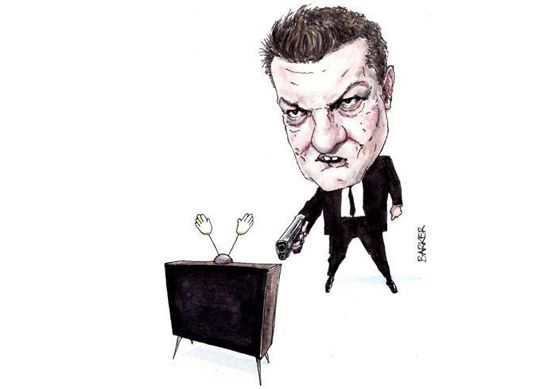 charlie brooker caricature