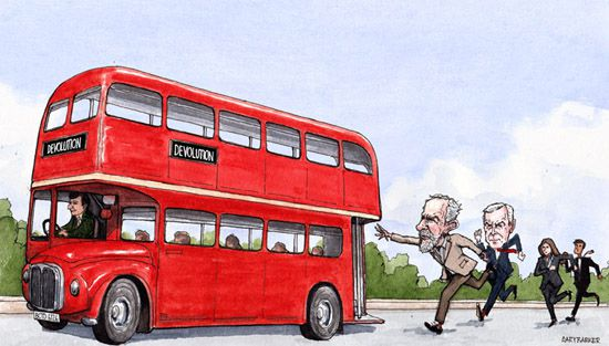 John McDonnell, Jeremy, Corbyn, cartoon